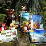 The Curriculum Resource and Information Service CRIS have Gruffalo boxes with games, books, toys and puzzles which are a great way to support young learners.