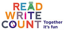 READ WRITE COUNT final logo