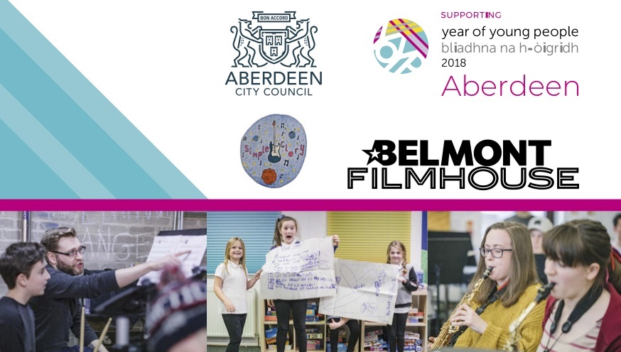 Year of Young People Belmont Filmhouse